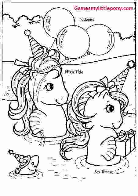 Merry Christmas My Little Pony Coloring Coloring Page