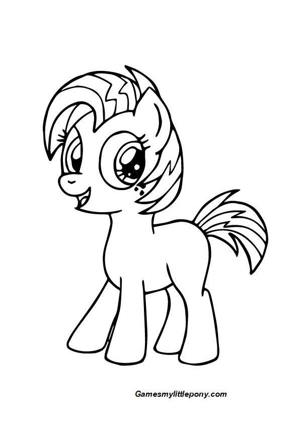 My Little Pony Nice Babs Seed