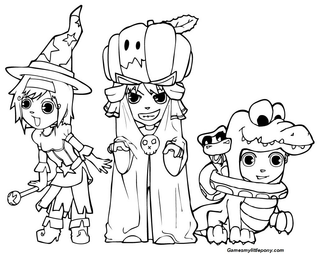 MLP Halloween Holiday