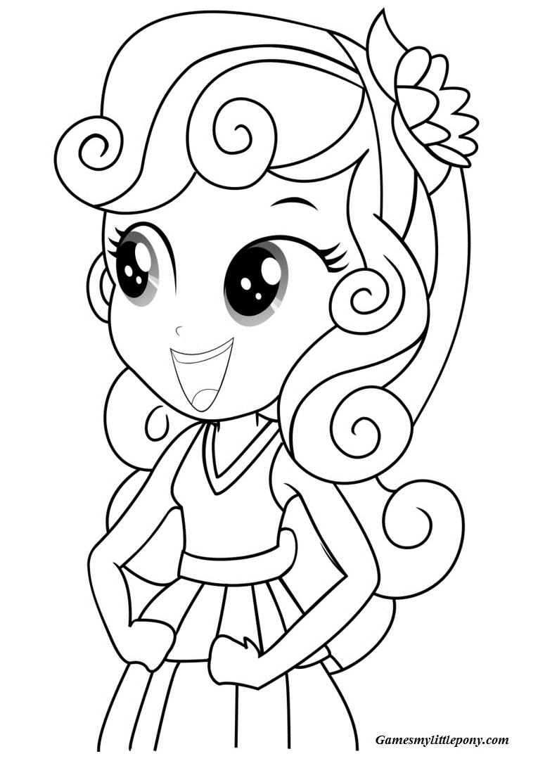 Pinkie Pie Pony Equestria