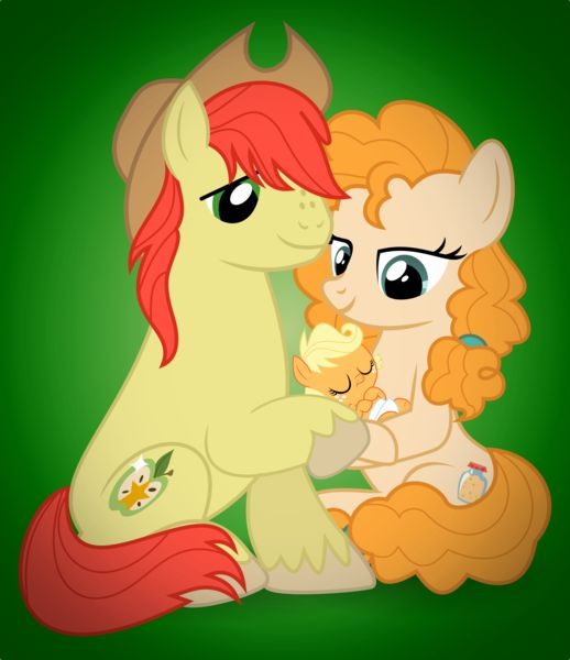 My Little Pony Bright Mac And Pear Butter Character Name ... | 518 x 600 jpeg 32kB