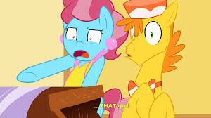 My Little Pony Mr And Mrs Cake Character Name My Little