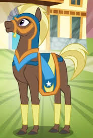 My Little Pony Saddle Arabia Delegates Character Name My