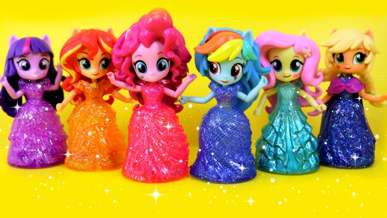 My Little Pony Doll Party Picture My Little Pony