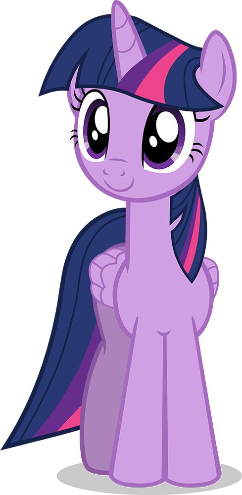 My Little Pony Twilight Sparkle Character Name - My Little ...