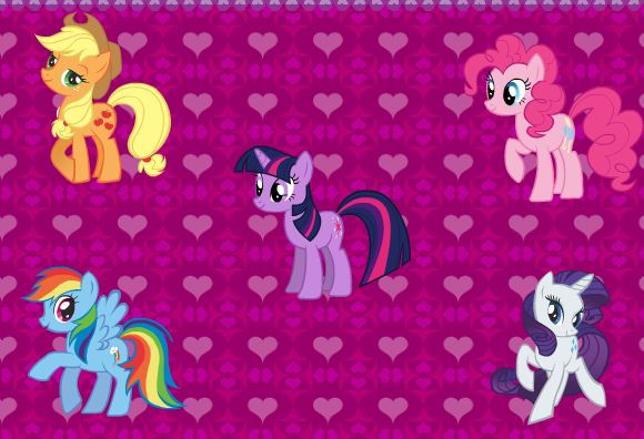 Card Creator - My Little Pony Games