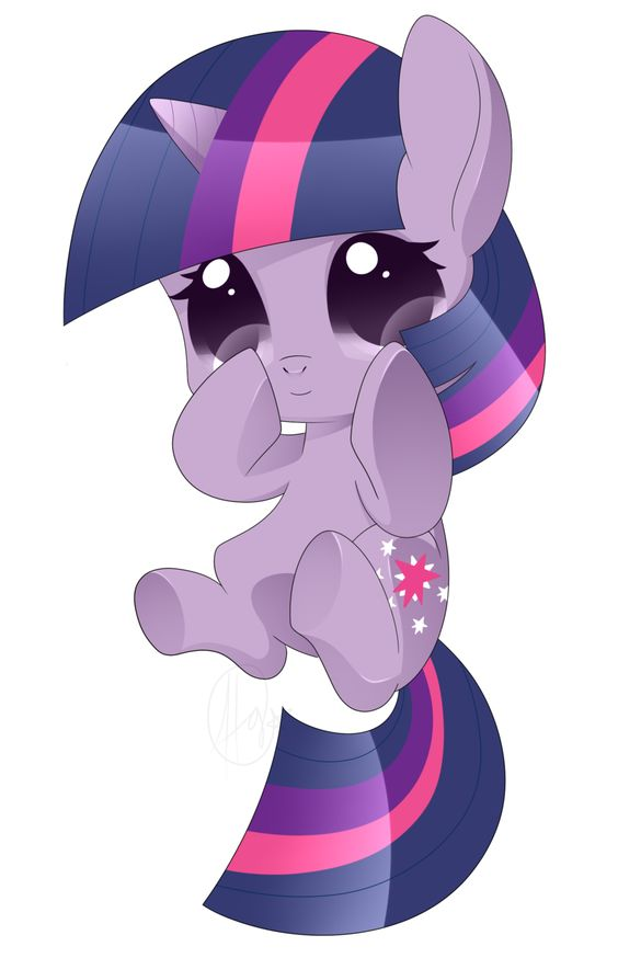 My Little Pony Twilight Sparkle Baby Picture