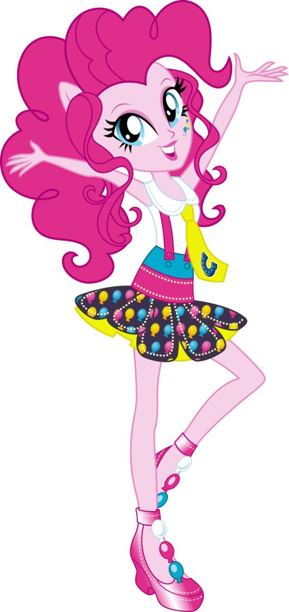 My Equestria Pinkie Pie At Party Picture My Little Pony