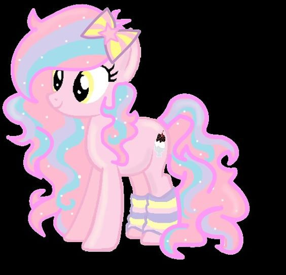 My Little Pony Nice Flutteshy Character