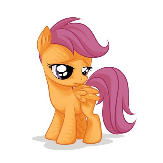 My Little Pony Scootaloo Picture My Little Pony Pictures