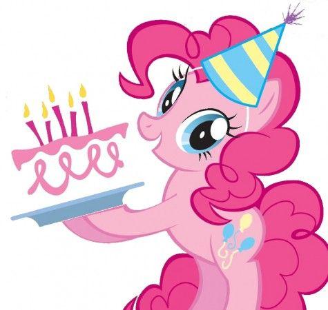 My Little Pony Birthday Decorations