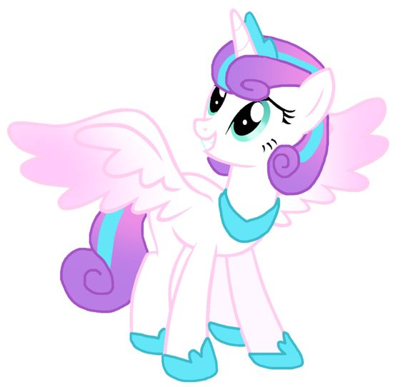My Little Pony Princess Flurry Heart Picture My Little