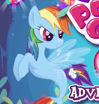 My Little Pony Adventures In Aquastria Game