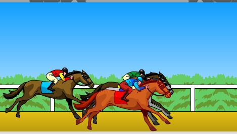 Horse Champ Jockey Game