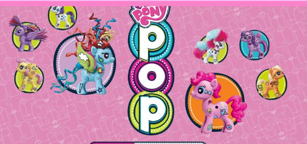 My Little Pony Pop Game