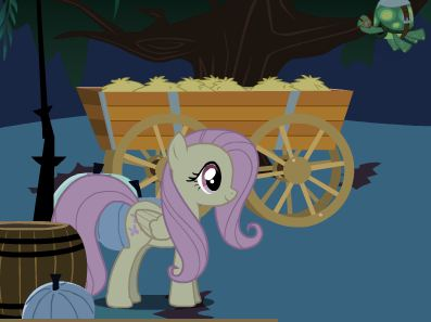 Fluttershy Night Game