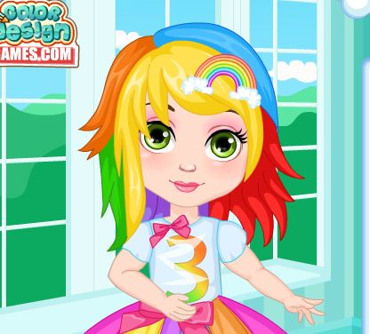 My Little Pony Birthday Party Game
