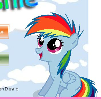 My Little Dashie Game
