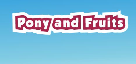 Pony And Fruits Game