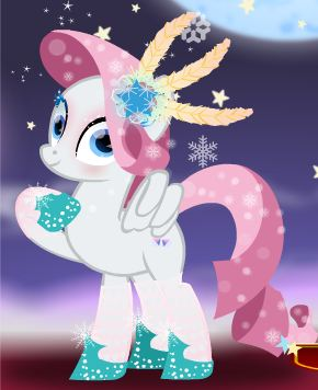 My Little Pony Winter Fashion And Fun Game