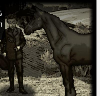 Run Run Little Horse Game