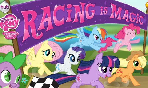 Racing Is Magic Game