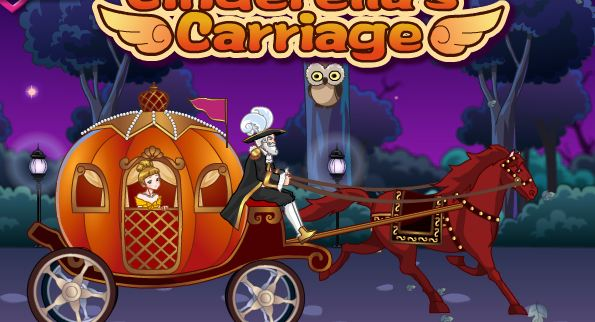 Cinderella's Carriage Game