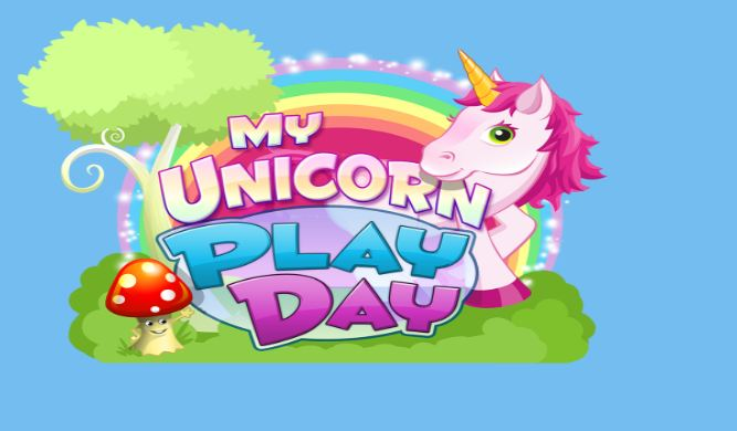 My Unicorn Play Day Game