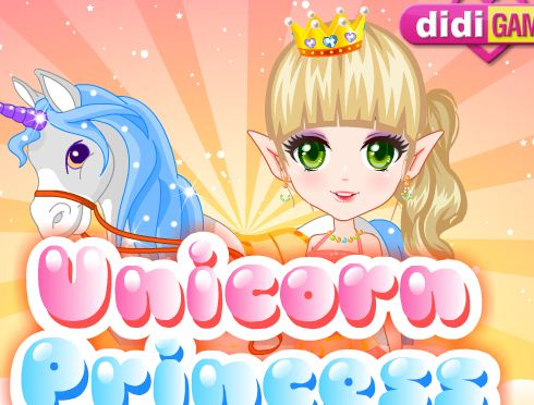 Unicorn Princess 1 Game