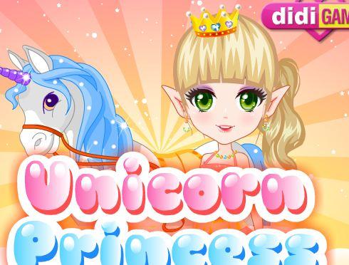 Unicorn Princess 1 Game