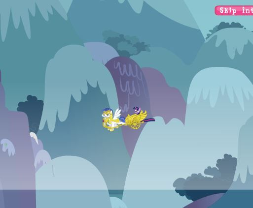 Explore Ponyville Game
