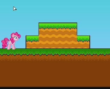 Pinkies Adventure Game