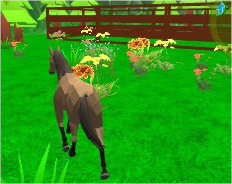 Horse Simulator 3D Game