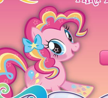 Pinkie Pies Party Game