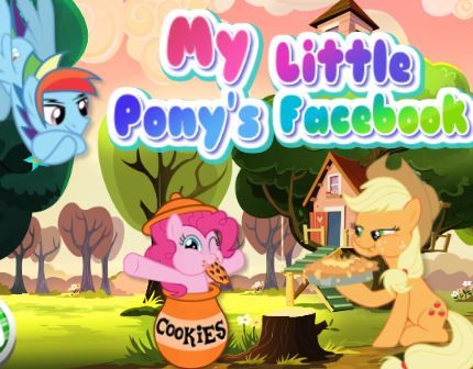 My Little Pony S Facebook Game