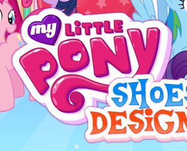 My Little Pony Shoes Designer Game
