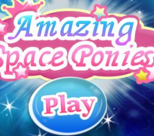 Amazing Space Ponies Game