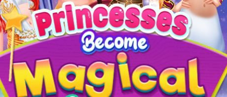 Princesses Become Magical Creatures Game