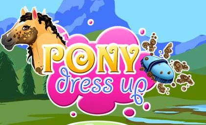 My Little Pony Dress Up 3 Game