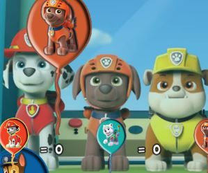 Paw Patrol Smash Game