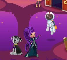 Nick Jr Halloween Farm Festival Game