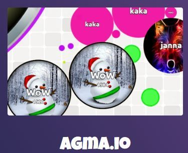 Agma.io Hacks Game