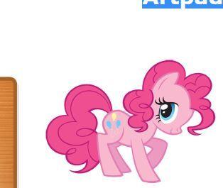 My Little Pony Artpad Creative Game