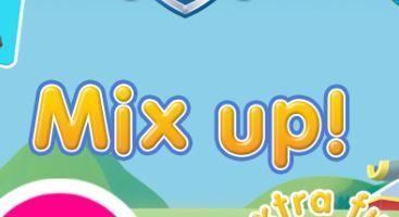 Paw Patrol Mix Up Game