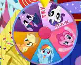 My Little Pony Circus Fun Game
