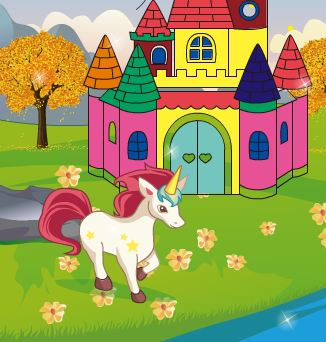 Fairy Castle Design Game