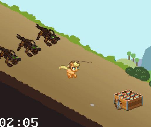 Applejack Hill Game