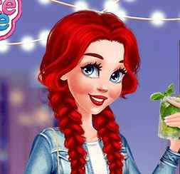 Ariel Night Out Game