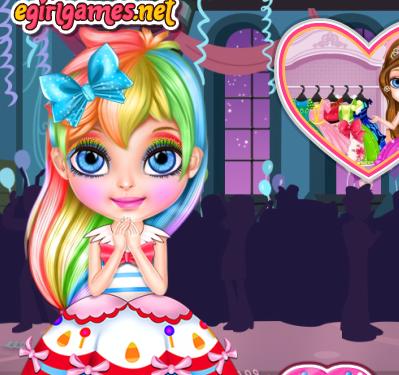 Baby Barbie Equestria Costumes Game