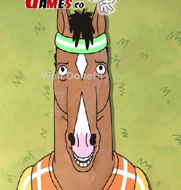 Bojack Horseman Jigsaw Game
